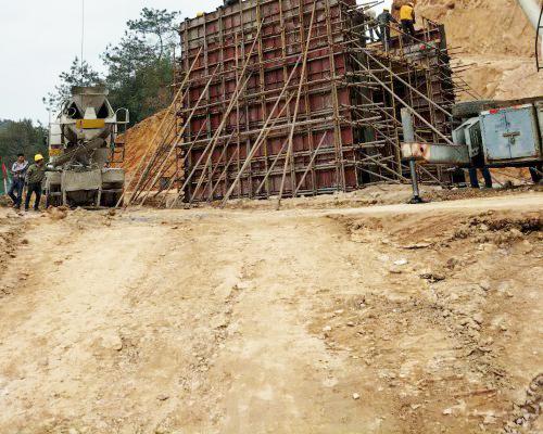 龙岩隧道工程(龙岩高速公路涵洞工程施工)