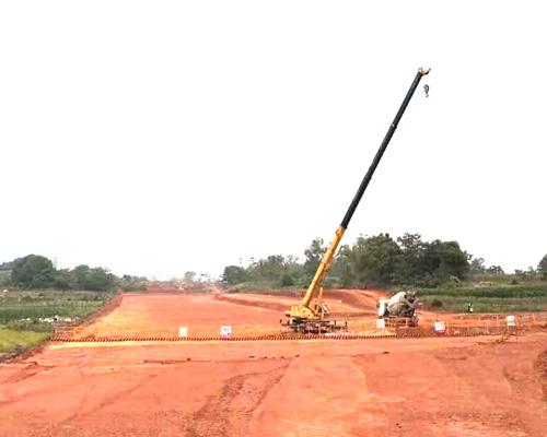 龙岩土石方项目(龙岩养护工程施工)
